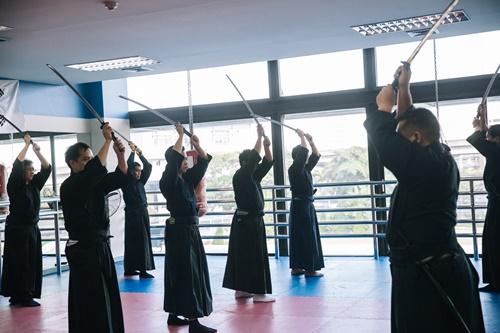 iaido thailand