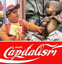 """""""Enjoy Capitalism"""" ภาพป่วนไอคอนวัฒนธรรม"""