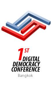 1st Digital Democracy Conference Bangkok