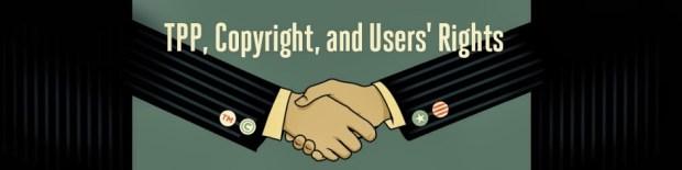 เครือข่ายพลเมืองเน็ตชี้ความตกลง TPP กระทบความเป็นส่วนตัว สร้างภาระให้ตัวกลาง (เครดิตภาพ Electronic Frontier Foundation - EFF)