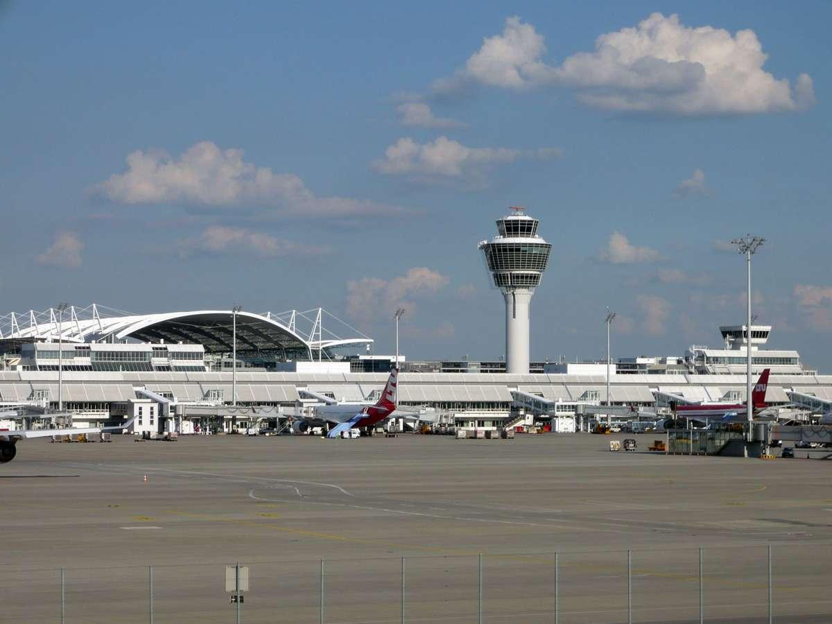 ミュンヘン空港(ドイツ)