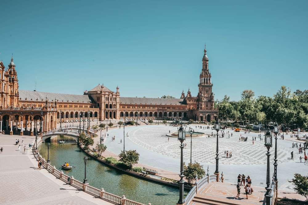 セビリア(スペイン)