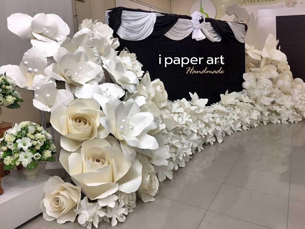 ดอกไม้ งานศพ พวงหรีด FUNERAL FLOWERS
