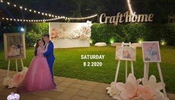 แต่งงาน ในสวน