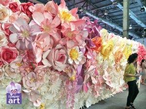 ดอกไม้กระดาษ อีเว้นท์