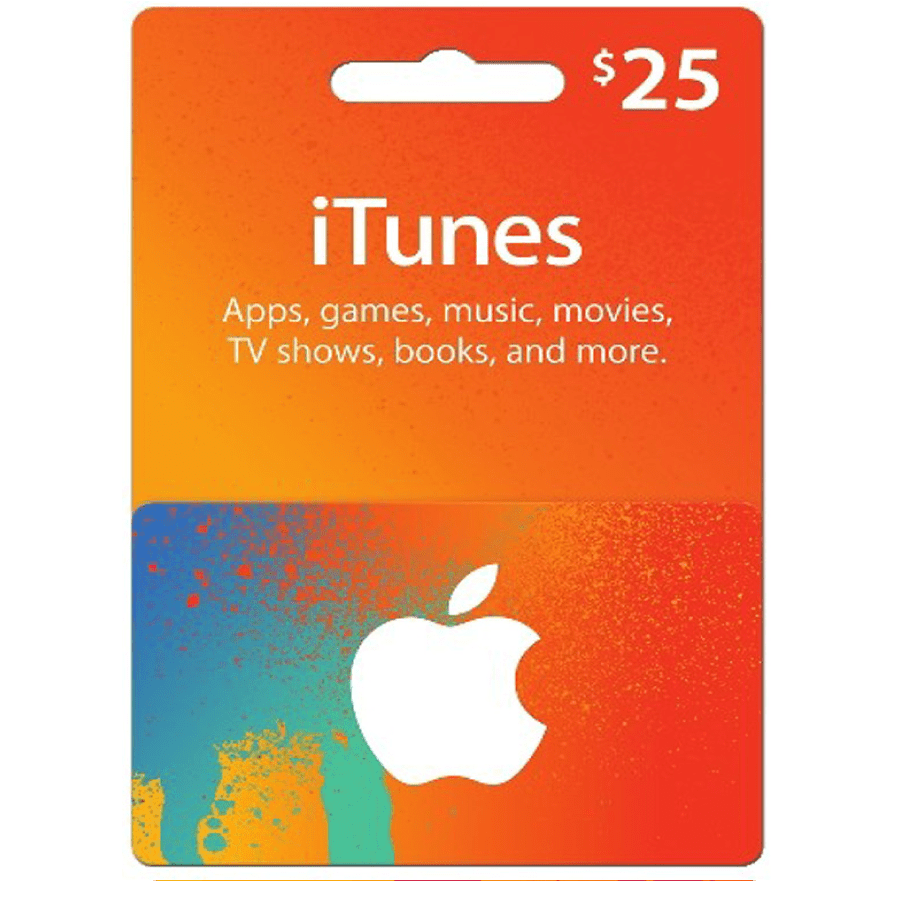 iTunes Gift card US $25 - Instant Delivery - Thai Prepaid Card