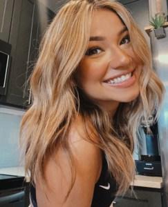 Zoey Hernandez, hair stylist