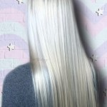 Highlight & haircut by hair stylist Zoey Hernandez