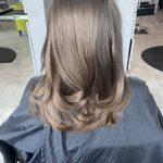 Haircut by hair stylist Mariesol Pool