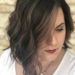 Hair color & haircut by hair stylist Shaundae Jaggears