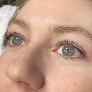 Lashes by Krisann Knotts, eyelash specialist