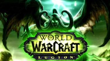 Expansão do jogo MMORPG World Of Warcraft Legion
