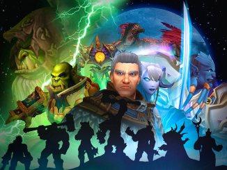 Personagens World Of Warcraft