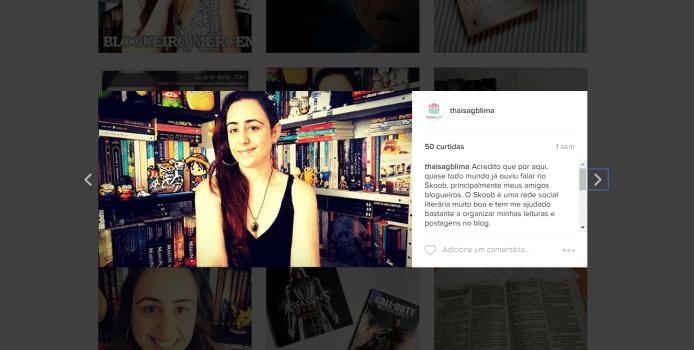 Salvando foto do Instagram no PC sem fazer captura de tela