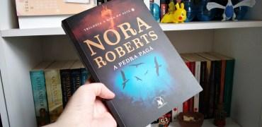 A Pedra Pagã de Nora Roberts