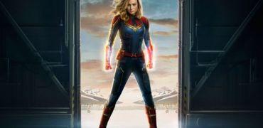 Primeiro teaser trailer de Capitã Marvel saiu!