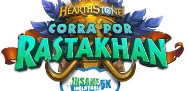 Corrida de Obstáculos Inspirada em HearthStone Ocorrerá em SP
