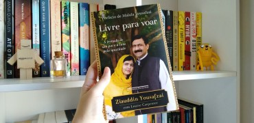 Livre Para Voar de Ziauddin Yousafzai