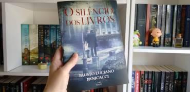 O Silêncio dos Livros de Fausto Luciano Panicacci