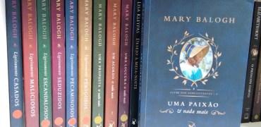 Uma Paixão e Nada Mais de Mary Balogh
