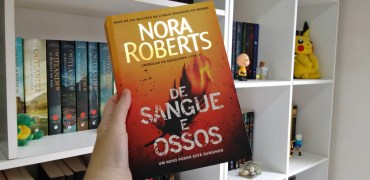 De Sangue e Ossos da Nora Roberts