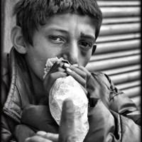 Дети в Непале, время потерянной невинности.