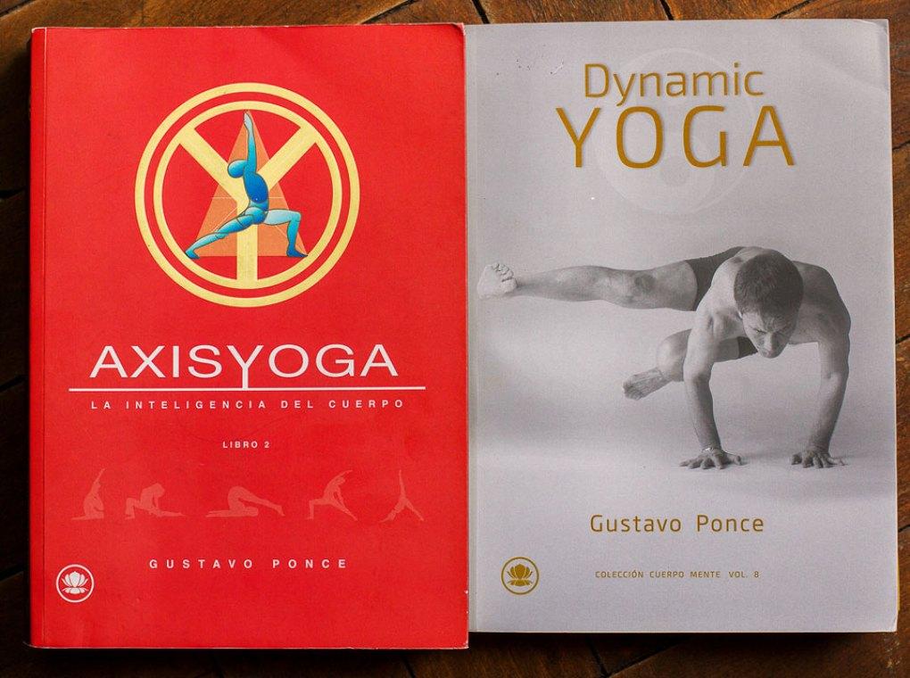 LIVROS DYNAMIC YOGA : AXIS YOGA (2014 – 2015) 00