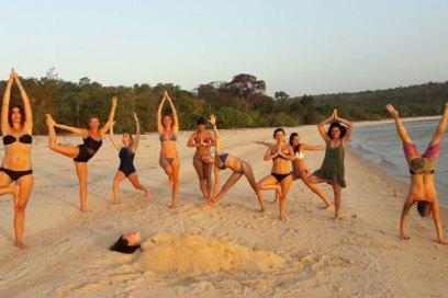 9 Motivos para você ir a um retiro de yoga