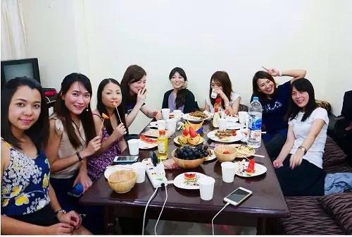 タイ・バンコクでのサークル活動に参加して友達を作りましょう♪