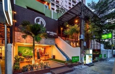 マイポーチ(MY PORCH)@バンコク、プロンポンで健全なカラオケを楽しみました