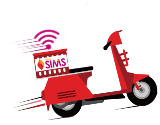 ThaiSims Express Delivery Last Minute