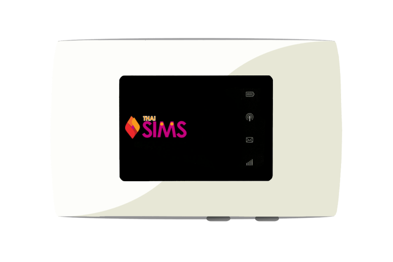 ThaiSims Pocket WiFi