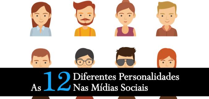 Imagem com vários rostos de pessoas diferentes (vetorizado) com o nome do título
