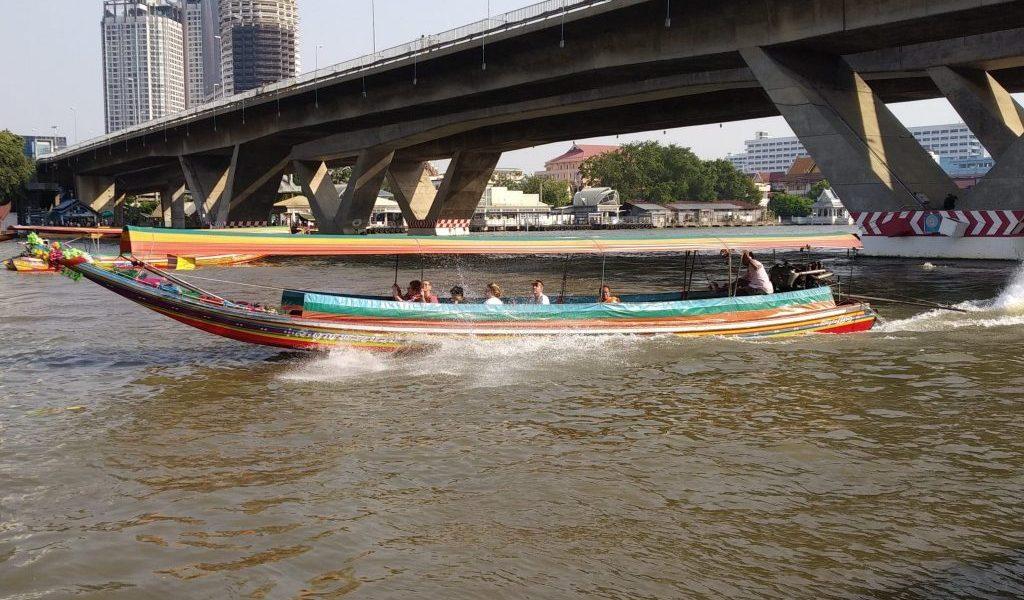 River boat Bangkok