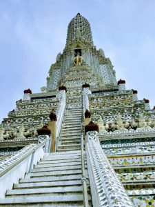 An adventure on foot in Bangkok 1