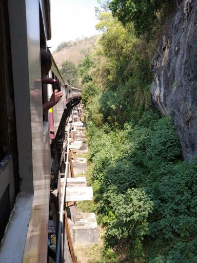 train to kanchanaburi