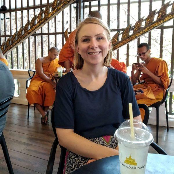 Golden Mount Coffee Bangkok