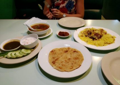 Home Cuisine restaurant: curried comforts in Bangkok