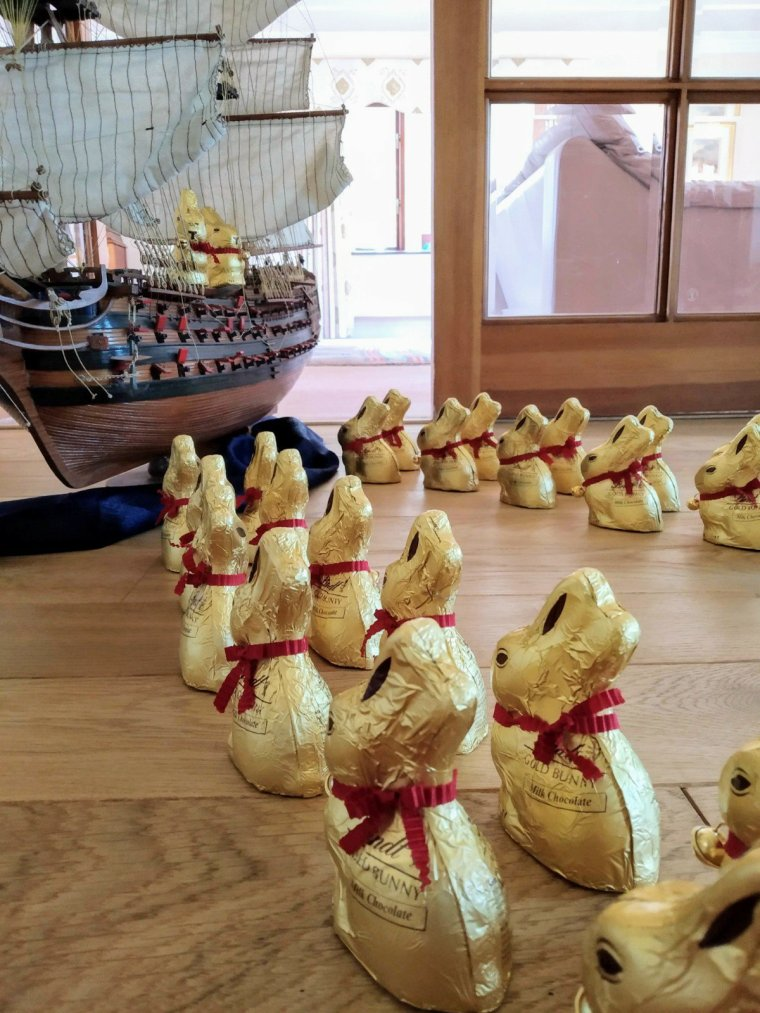 Updated: a tale of 115 Lindt bunnies 6