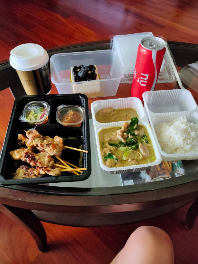 Two weeks in a hotel room: Experiences from Thailand's ASQ Quarantine 3