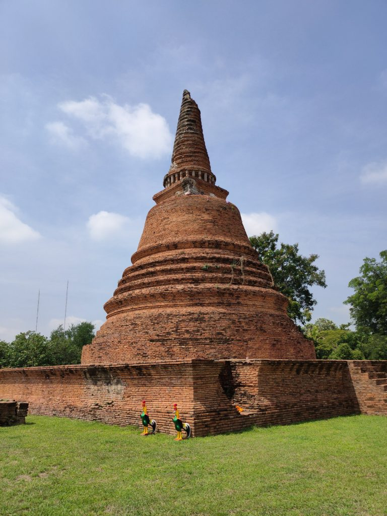Ayutthaya: Touring the Temples in Thailand's old capital 4