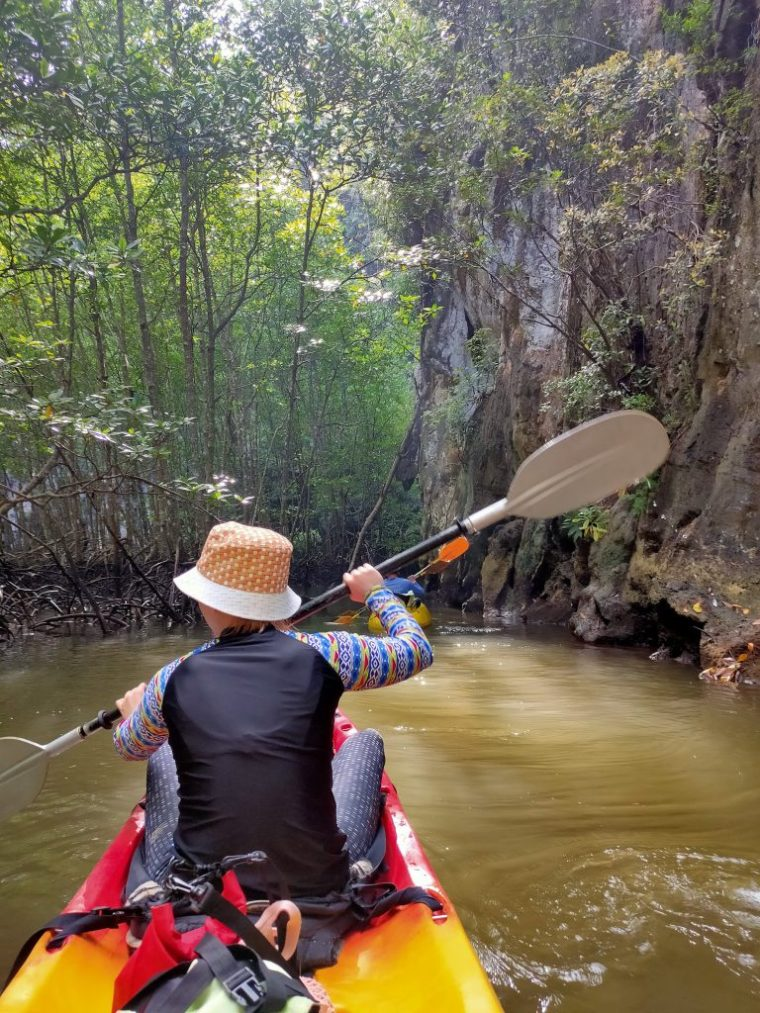 Kayaking in Krabi: not the usual day trip 4