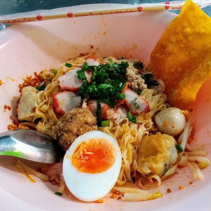 best restaurants in bangkok noodles soi convent