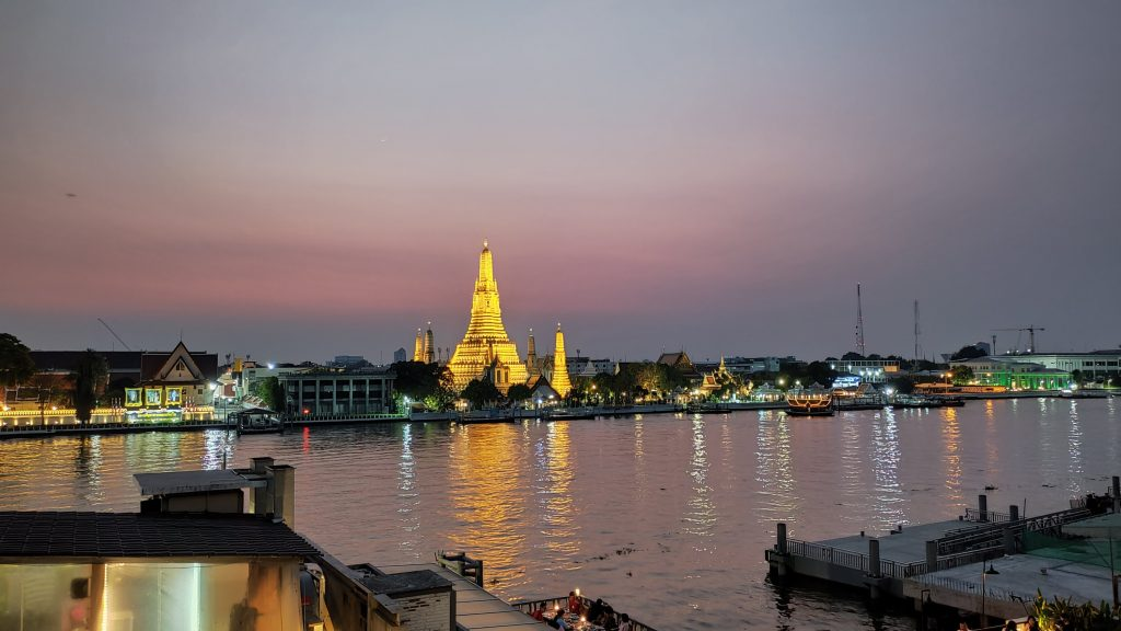 A Bangkok Staycation by the river: Riva Arun 1