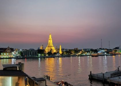 A Bangkok Staycation by the river: Riva Arun