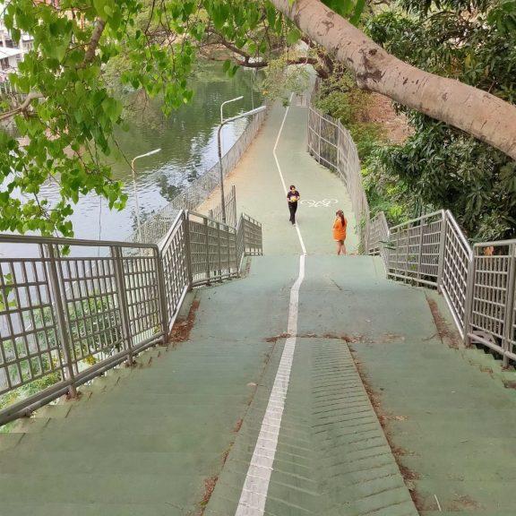 Walking the Green Mile Bangkok: Benjakitti to Lumpini 6