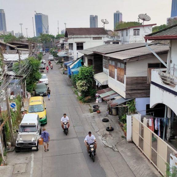 Walking the Green Mile Bangkok: Benjakitti to Lumpini 8