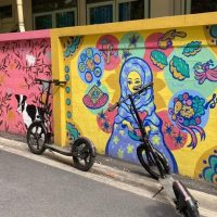 Bangkok by scooter in 2 hours: supercharged fun in Talad Noi and Chinatown