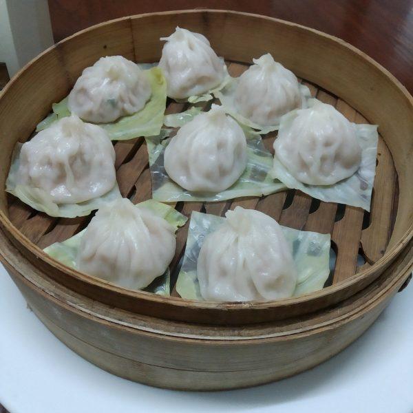 Xiaolongbao at Yong He Dou Jiang