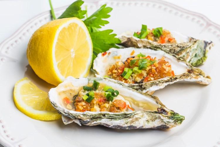 Oyster improve libido